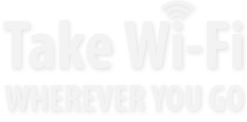 Take Wi-Fi Wherever You Go