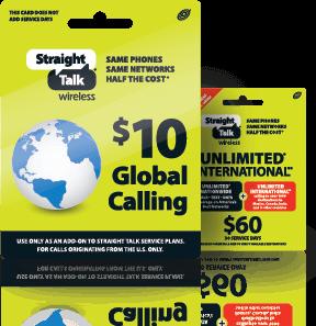 $10 Global Card